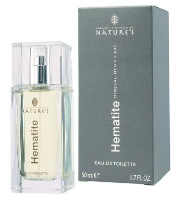 Nature`s. Hematite-для мужчин. Туалетная вода, 50 мл