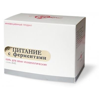 DETSINA. Соль для ванн «Питание с ферментами», 370 г