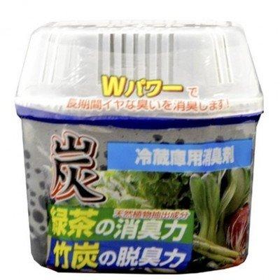 Nagara. Древесный уголь для устранения запаха в холодильнике, 180 г