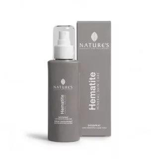 Nature`s. Hematite-для мужчин. Дезодорант (без спирта), 125 мл