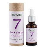 Levrana. Сухое масло 7 для волос, 30 мл