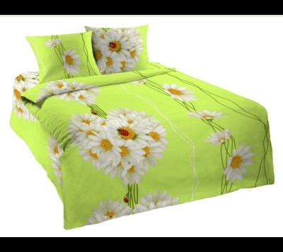 Комплект постельного белья 1,5-спальный, бязь Шуйская ГОСТ (Летний день)