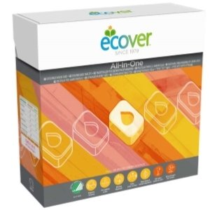 Ecover. Таблетки для посудомоечной машины