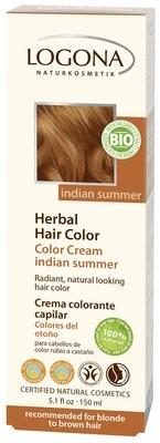 Logona. Крем-краска для волос