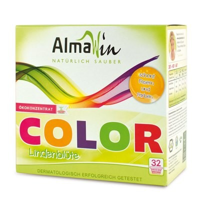 Almawin. Стиральный порошок для цветного белья Color, 1 кг