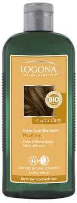 Logona. Color Care. Шампунь для темных волос с лесным орехом, 250 мл