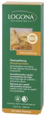 Logona. Кондиционер для волос с протеинами пшеницы, 200 мл