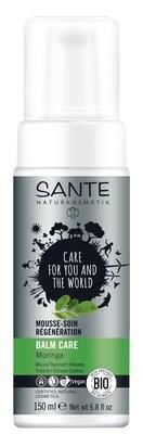 SANTE. Восстанавливающая маска для волос с морингой, 150 мл
