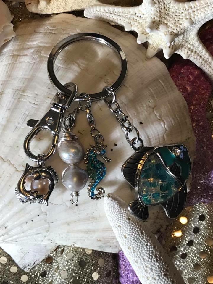 Customizable Handmade Keychain