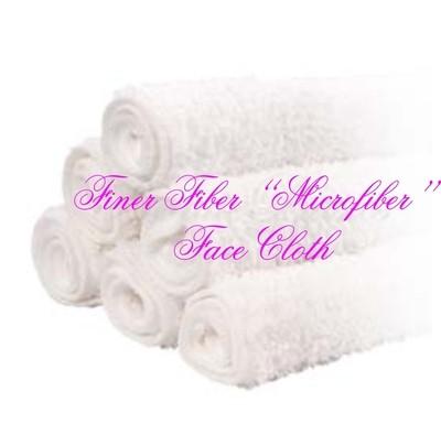 Finer Fiber Face Cloth