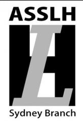 Sydney Branch Membership