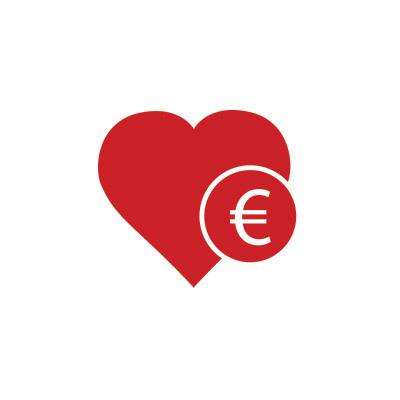 Doneren - €5