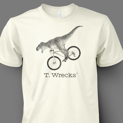 T. Wrecks Tee (Neutral) 0000002
