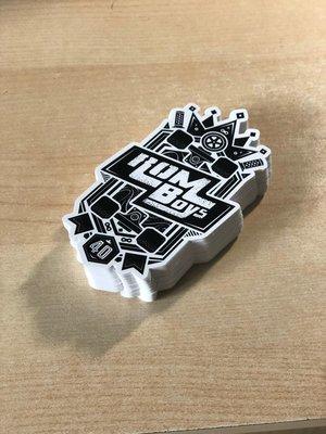 Rom Boys : 40th Anniversary Sticker 5 sticker Pack
