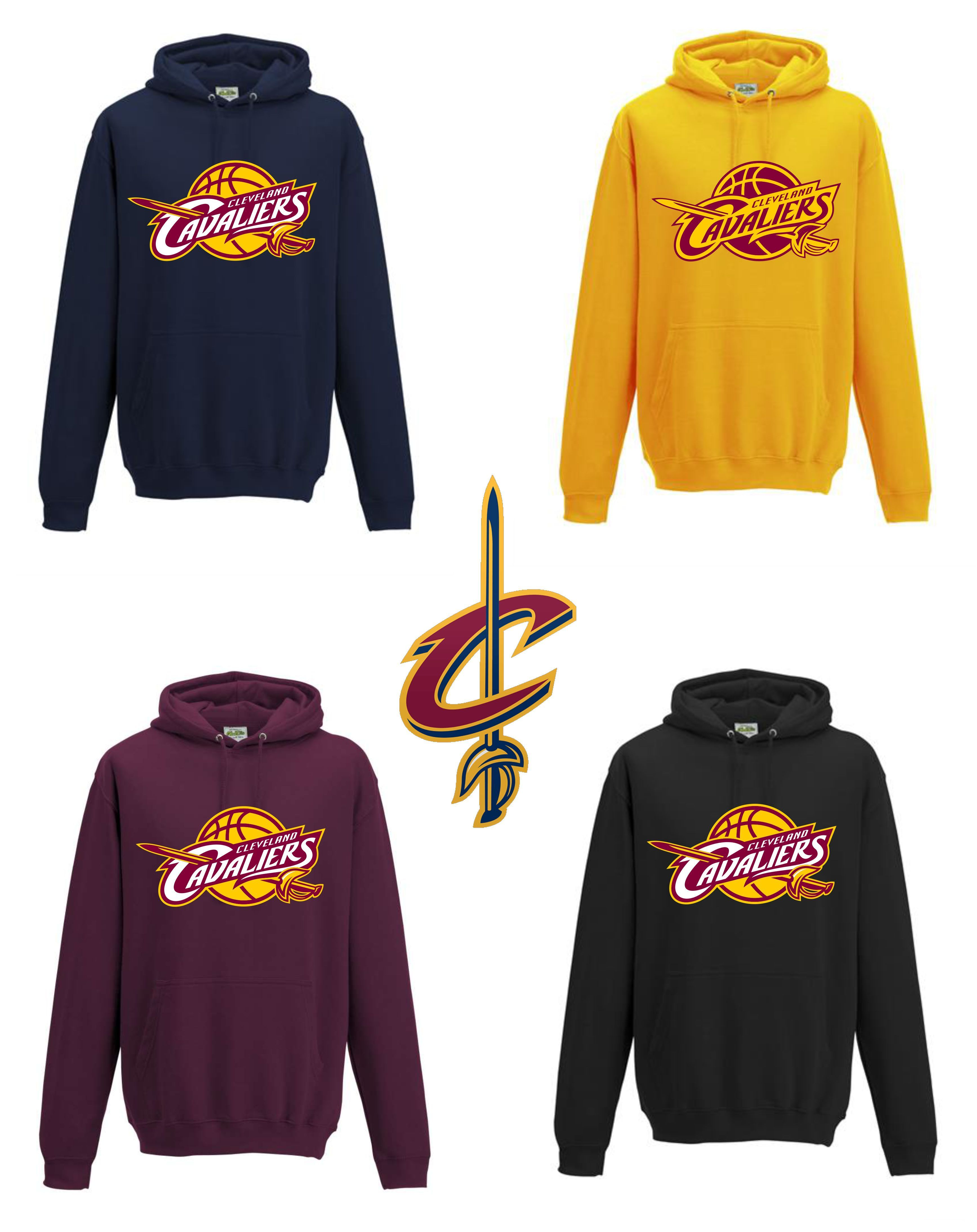 Cleveland Hoodies 001