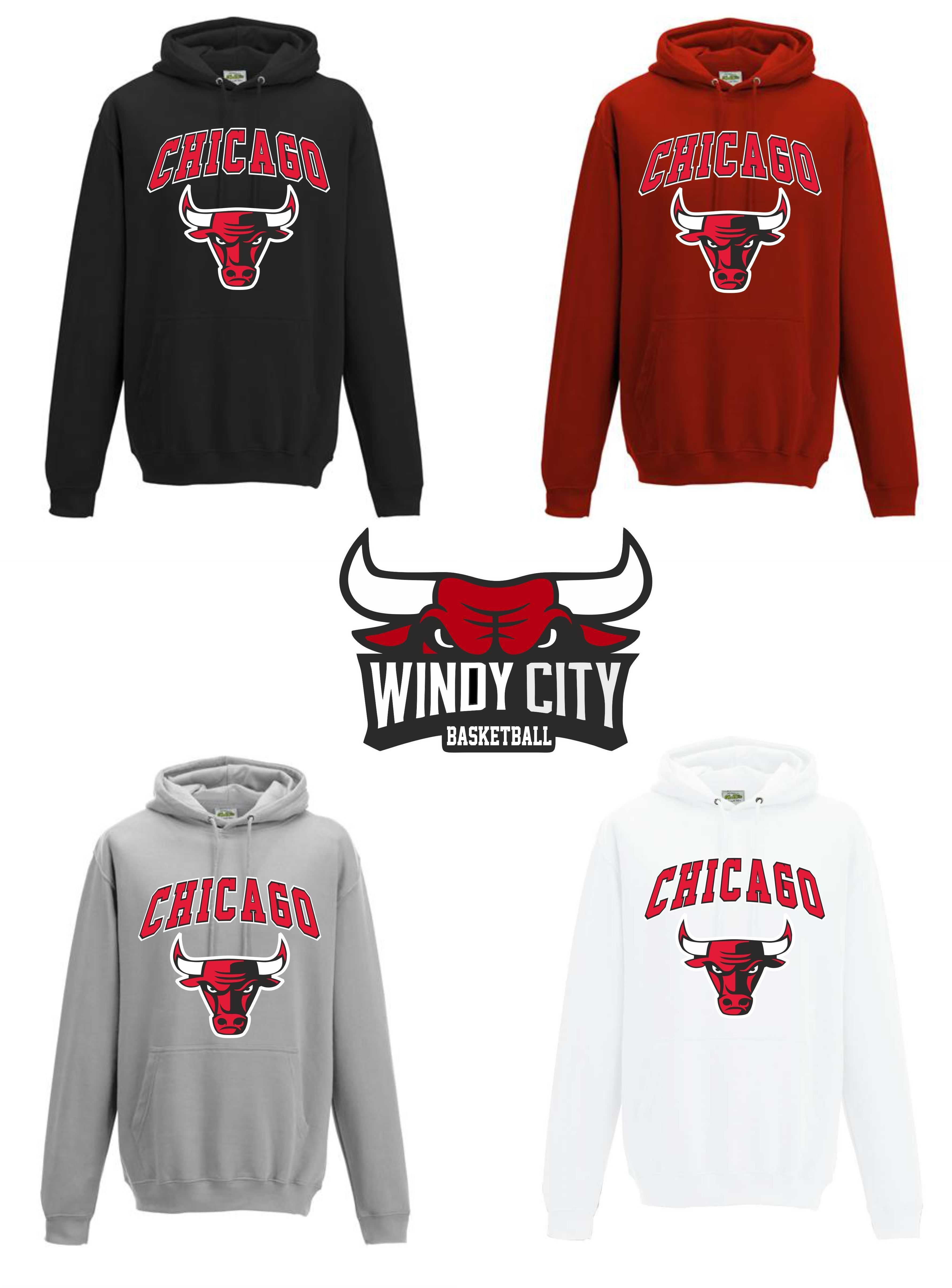 Chicago Hoodies 003