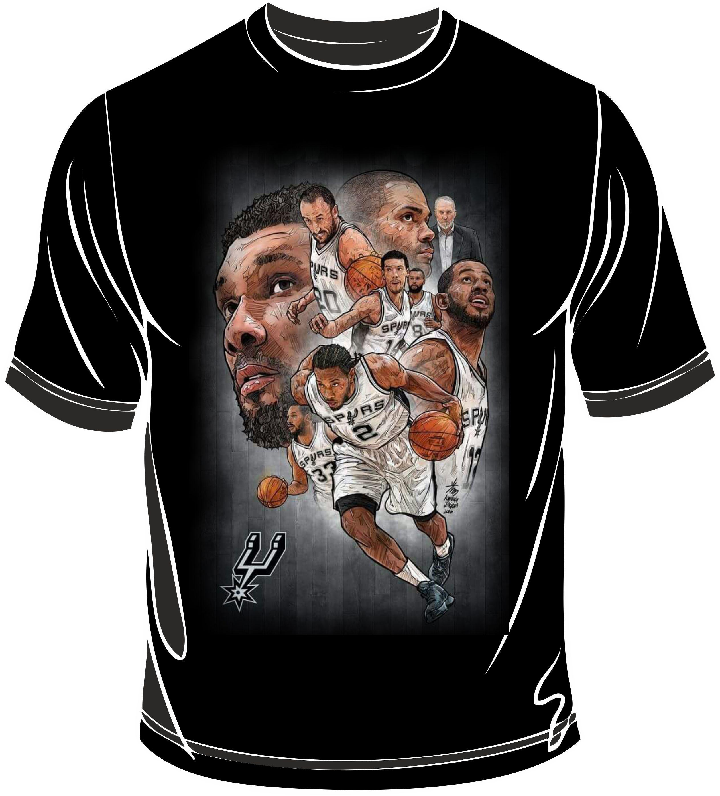 Spurs team 017