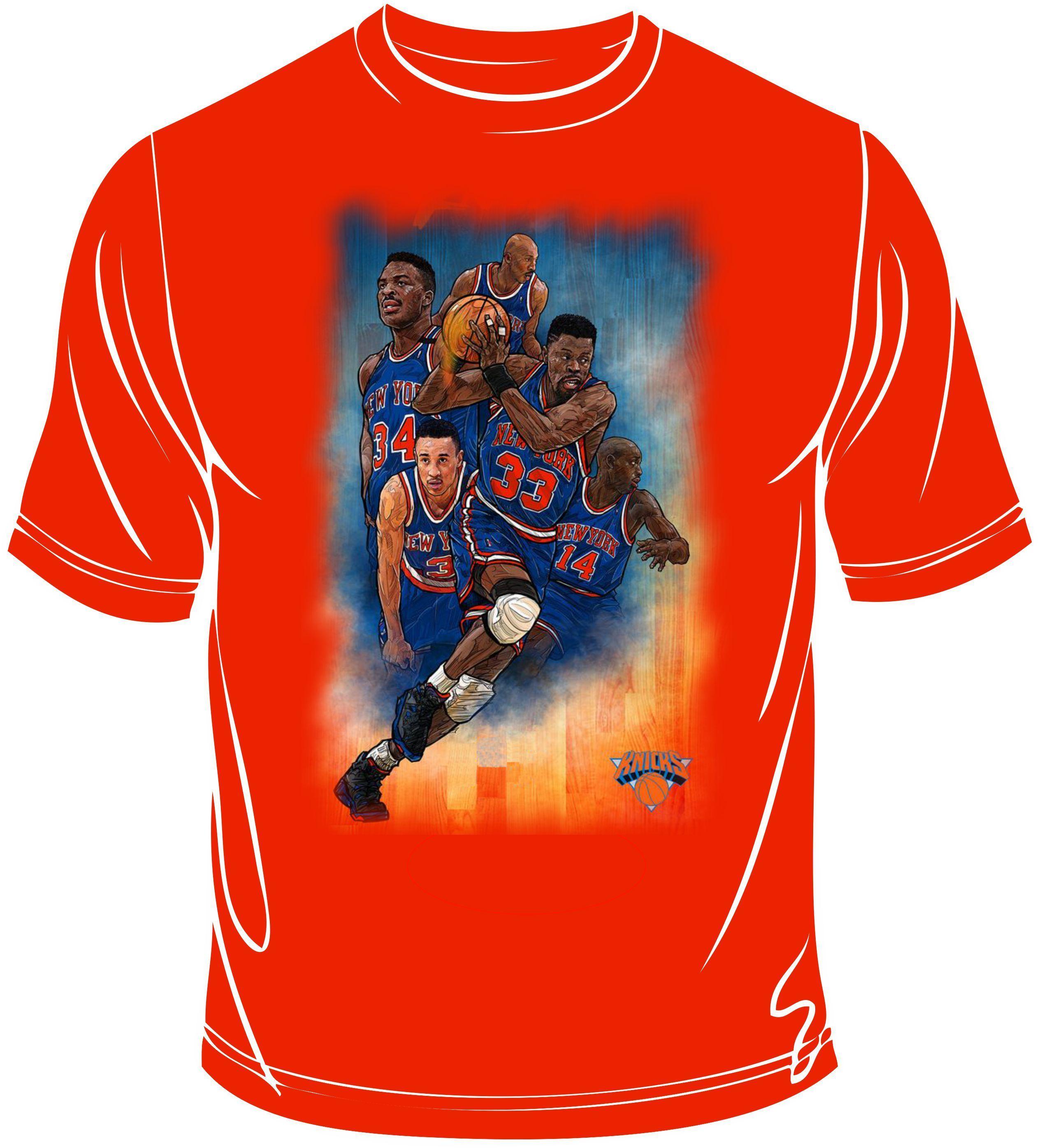 Knicks team 026