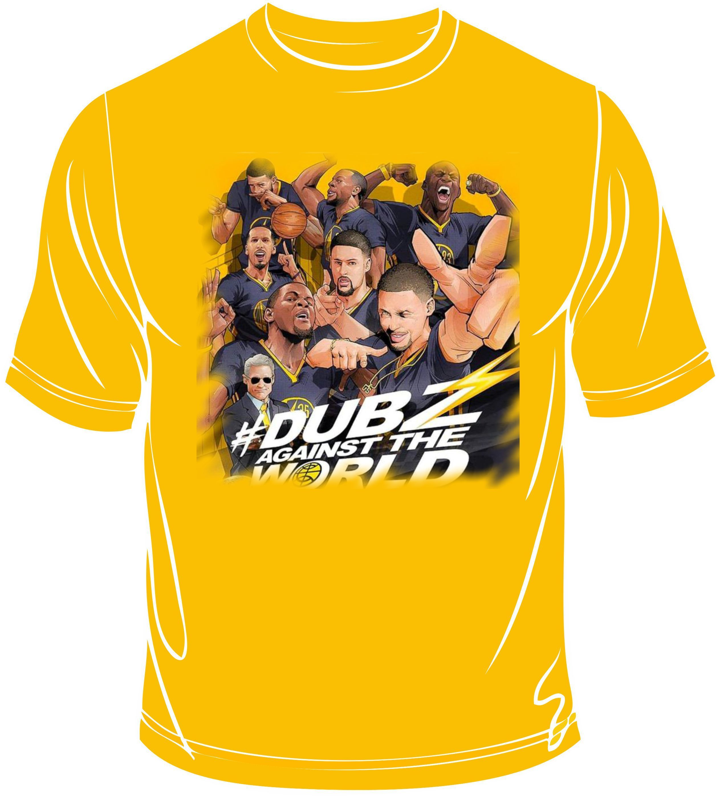 Dub nation t-shirt