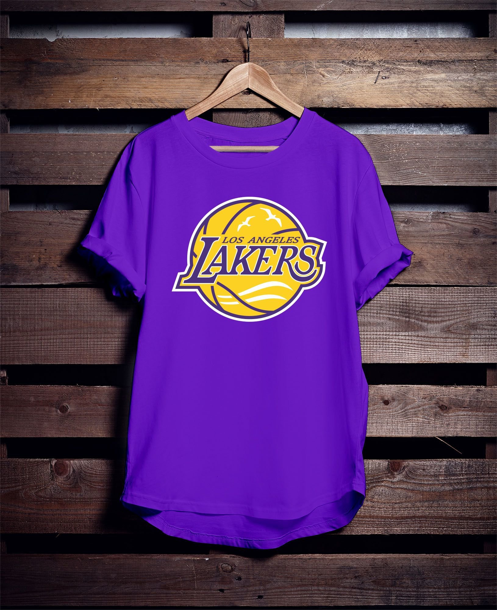 Lakers t-shirts 154