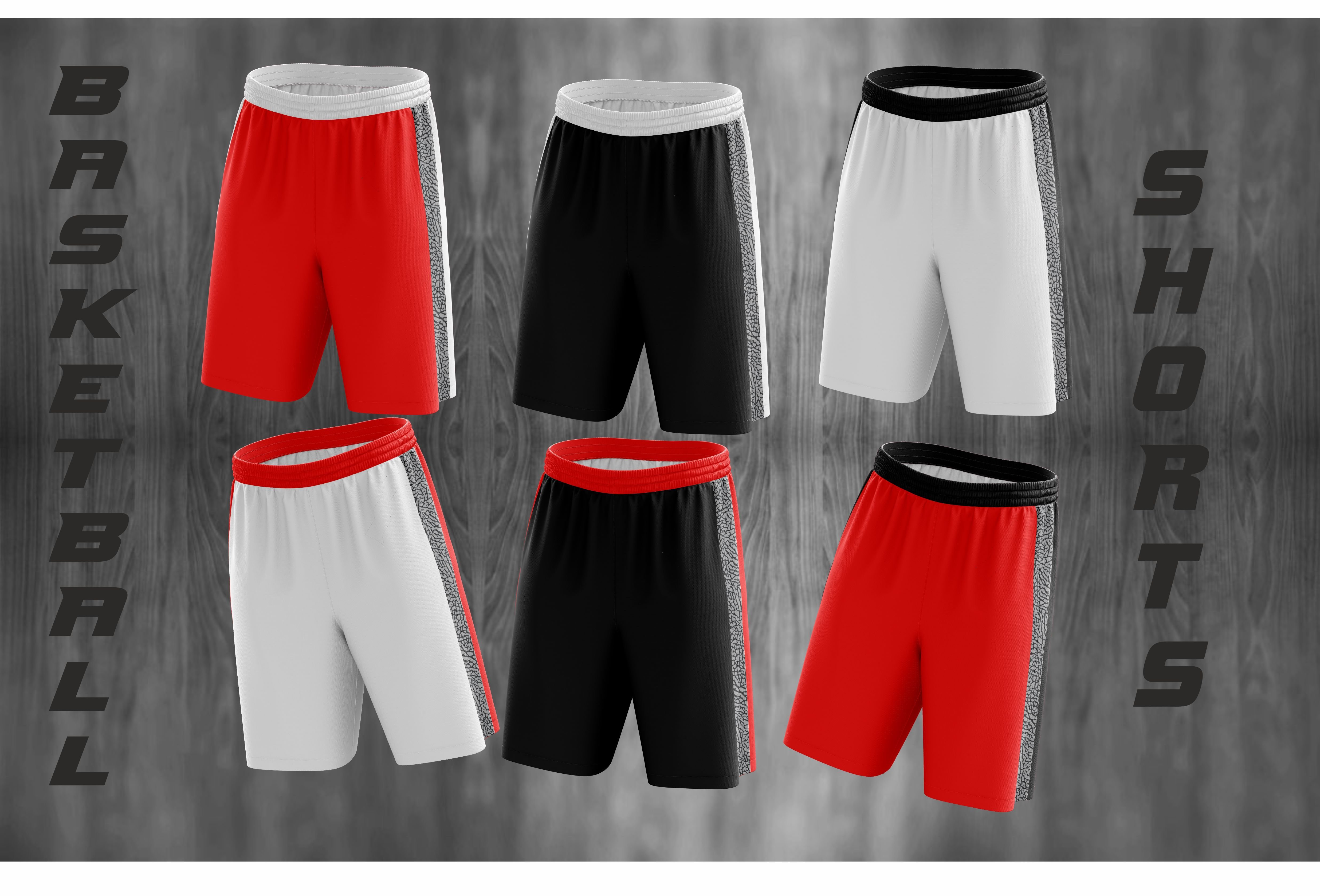 Basketball Shorts Cross 185