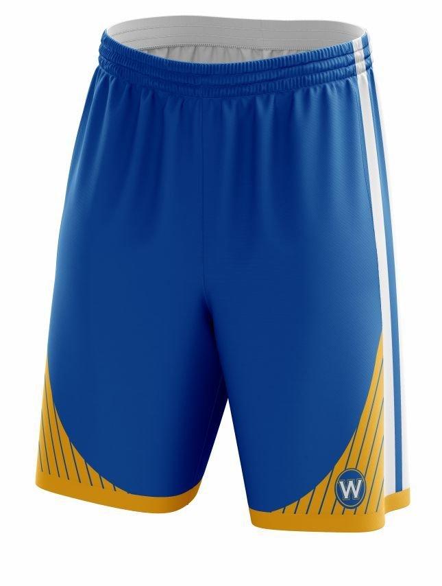 Golden shorts 188