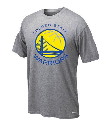 Dryfit t-shirt Golden state 186