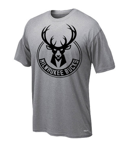 Dryfit t-shirt Milwaukee only black 206