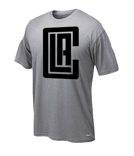 Dryfit t-shirt Clippers only black 218
