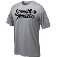Dryfit t-shirt Strength in only black 221