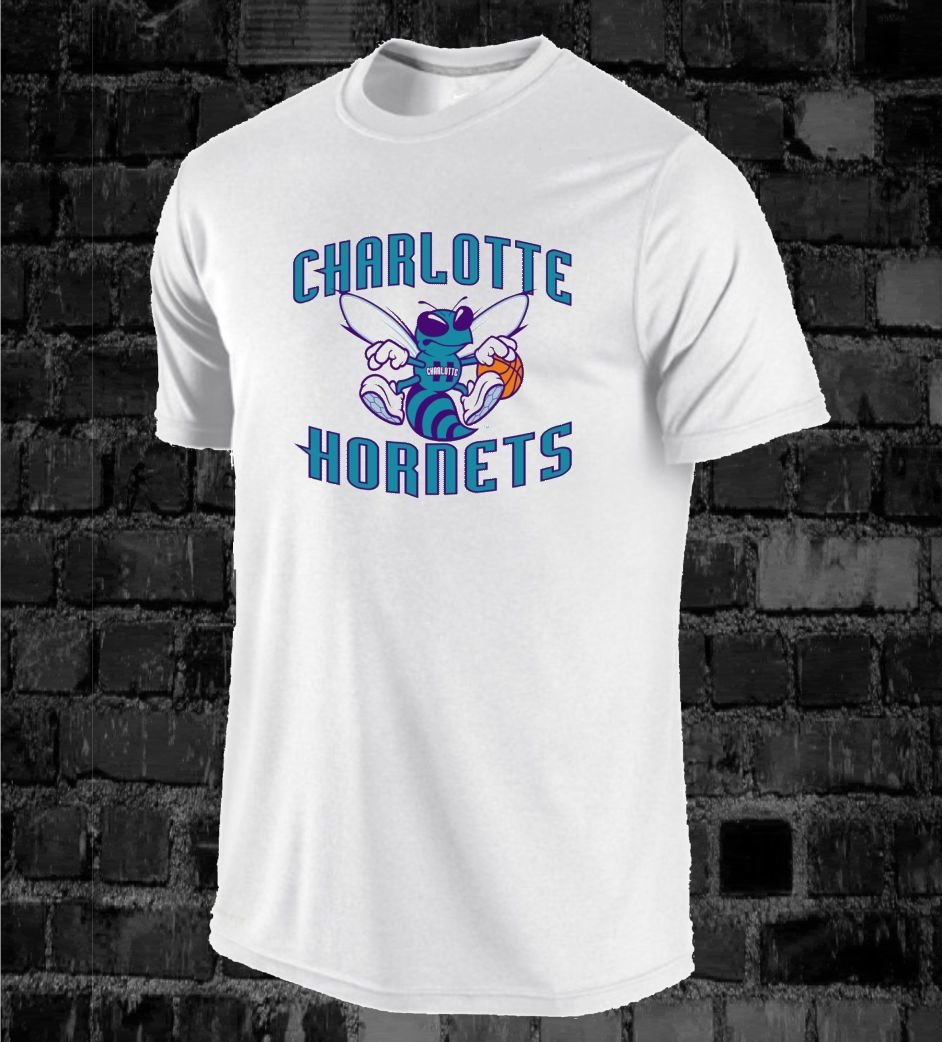 Retro Dryfit t-shirt Charlotte 276