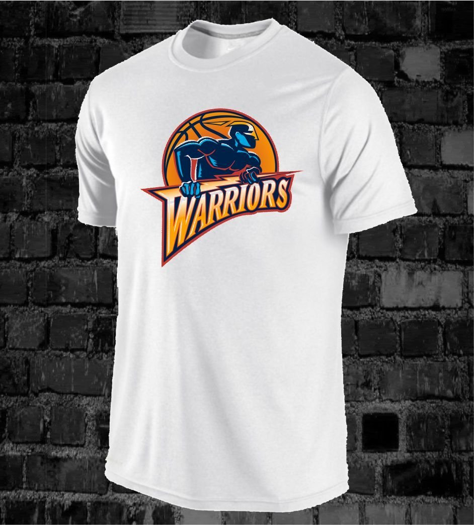Retro Dryfit t-shirt Warrior 285