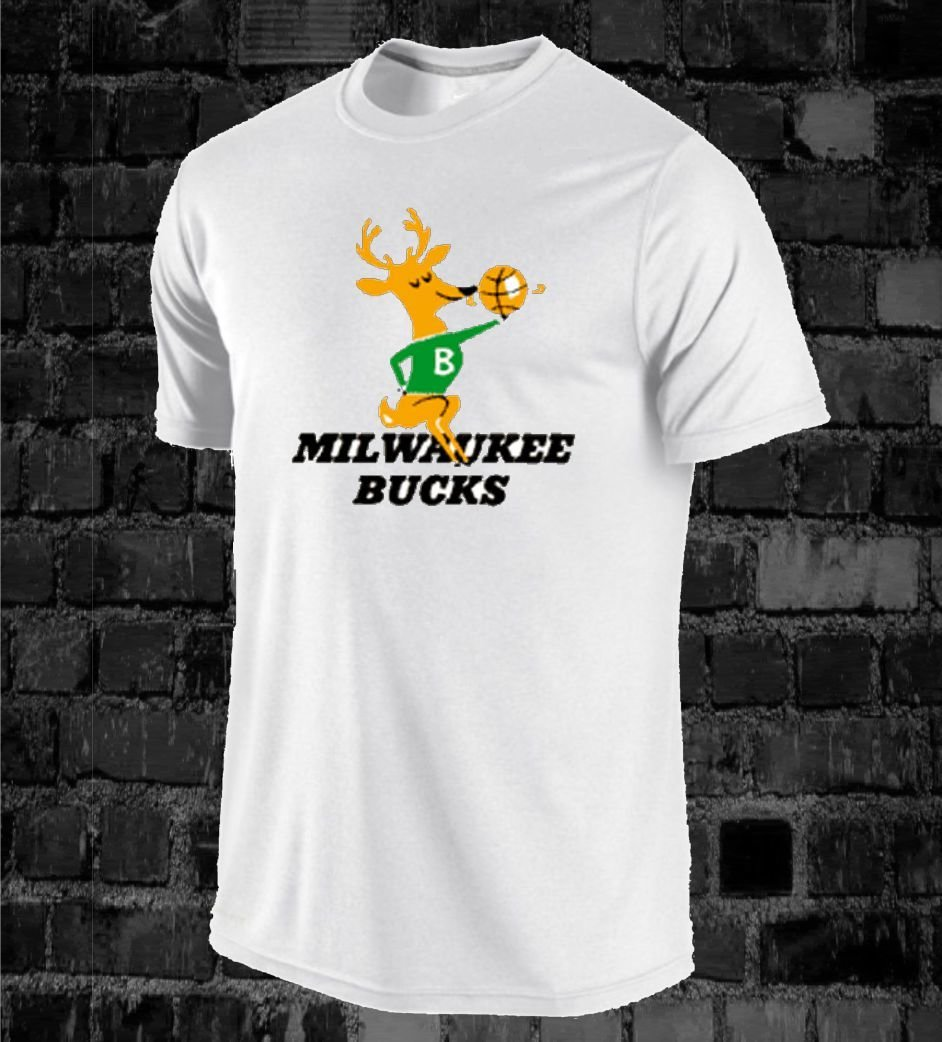 Retro Dryfit t-shirt Milwaukee 287