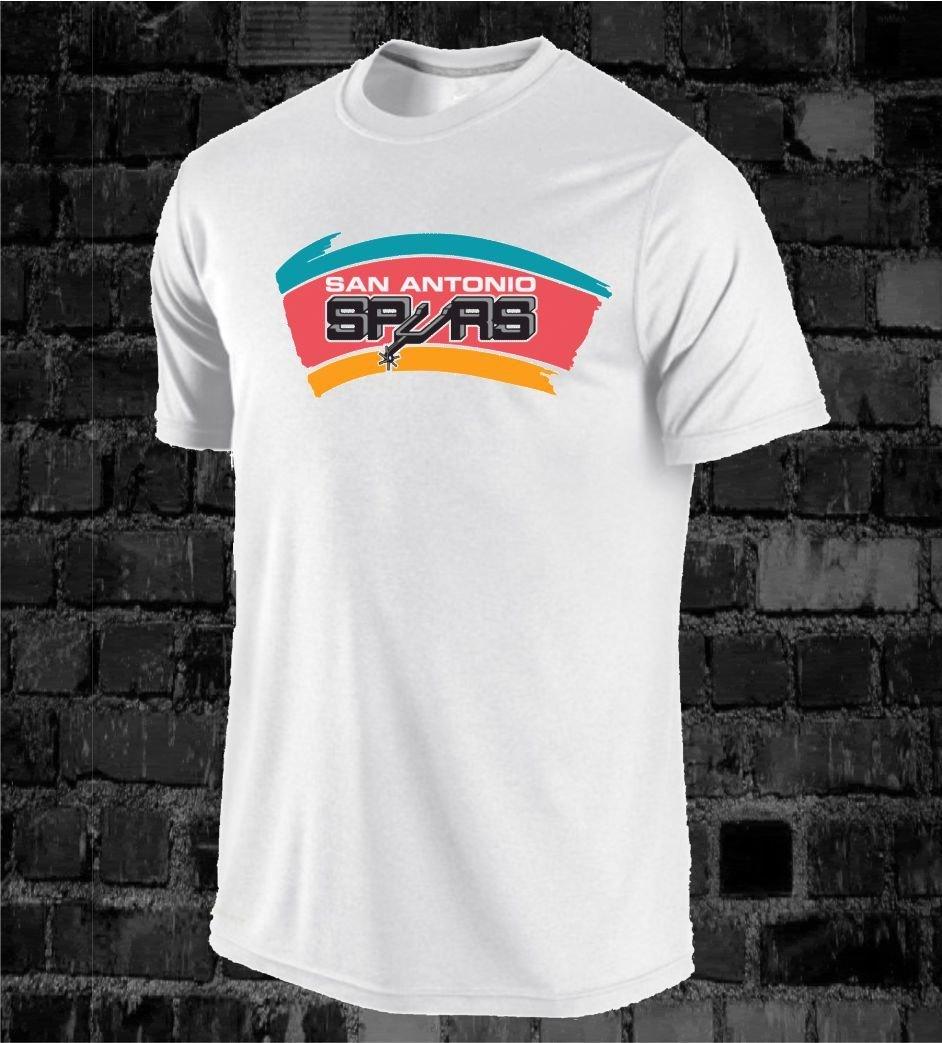 Retro Dryfit t-shirt San antonio 302