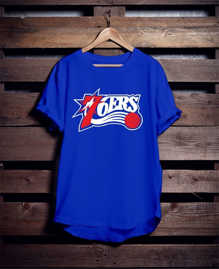 Sixers  t-shirts 304
