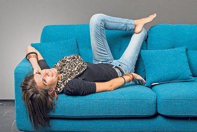 Polsterreinigung Standard Sofa 3 Plätze