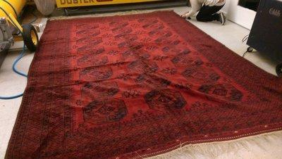 Teppichreinigung - Orient-Teppich  je m2