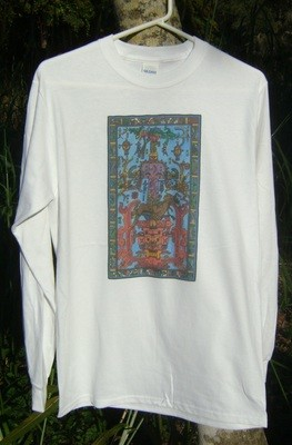 Pacal Votan Long Sleeve Shirt