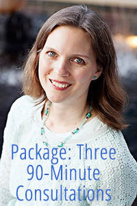 Package- Three Ninety-Minute Consultations 00113