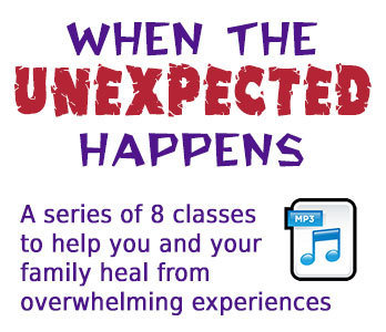 When the Unexpected Happens (8 audios) 00133