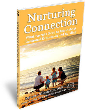 Signed Paperback Book 3: Nurturing Connection (Limited Supply) 00147