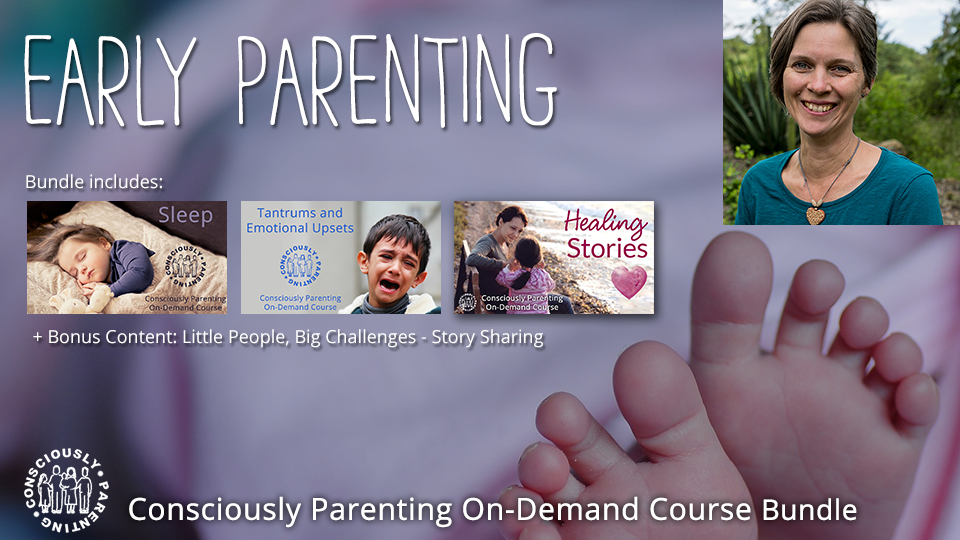 Early Parenting Course Bundle (pay what you can) 00151
