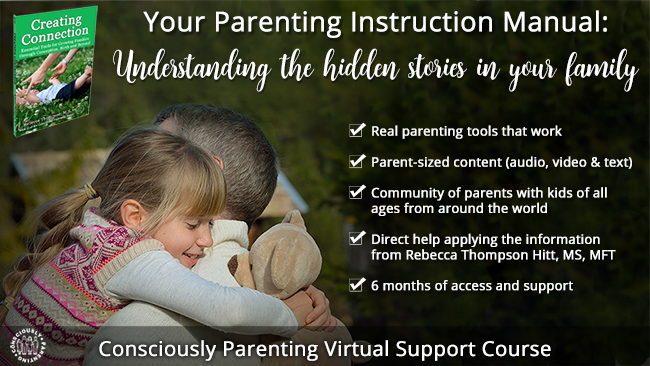 Your Parenting Instruction Manual: Pay-what-you-can 6-month Support Course
