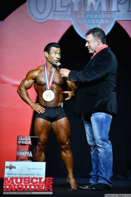 Mr. Olympia - Danny Hester