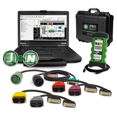 JPRO Professional Diagnostic Toolbox without Next Step