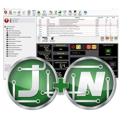 JPRO Professional Diagnostic Software