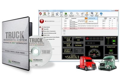 JPRO Truck & Bus Diagnostic Software for Mack, Volvo & Provost Buses