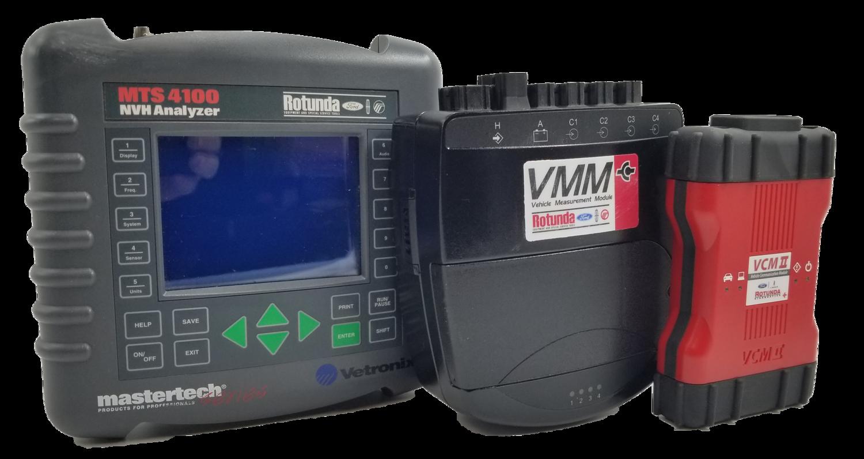 Ford VCM 2, MTS 4000, and VMM Dealer Toughbook Kit
