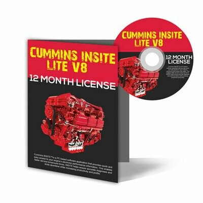 Cummins Insite Engine Diagnostic Software Pro