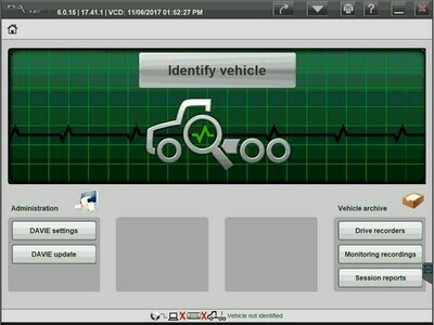 PACCAR Davie4 Diagnostic Software License (Initial Purchase)